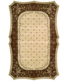 RugStudio presents Nourison Serenata SE-13 Beige Hand-Tufted, Best Quality Area Rug