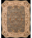 RugStudio presents Nourison Serenata SE-14 Sage Hand-Tufted, Best Quality Area Rug
