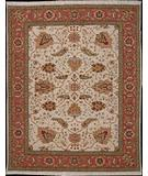 RugStudio presents Nourison Suf-I-Noor SF-04 Ivory Hand-Knotted, Better Quality Area Rug