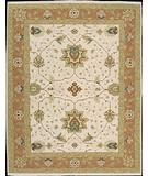 RugStudio presents Rugstudio Sample Sale 23496R Ivory Hand-Knotted, Better Quality Area Rug