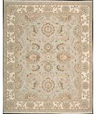 RugStudio presents Nourison Suf-I-Noor SF-32 Grey Hand-Knotted, Better Quality Area Rug