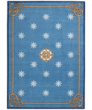 RugStudio presents Nourison Shoreline SH-004 Blue Machine Woven, Better Quality Area Rug