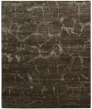 RugStudio presents Nourison Silk Shadows Sha02 Brown Hand-Knotted, Best Quality Area Rug