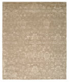 RugStudio presents Nourison Silk Shadows Sha03 Light Gold Hand-Knotted, Best Quality Area Rug