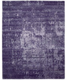 RugStudio presents Nourison Silk Shadows Sha10 Amethyst Hand-Knotted, Best Quality Area Rug