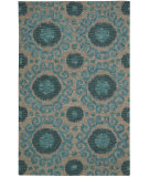 RugStudio presents Nourison Siam SIA-03 Grey Hand-Tufted, Best Quality Area Rug