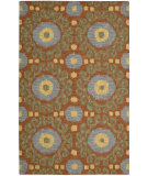 RugStudio presents Nourison Siam SIA-03 Rust Hand-Tufted, Best Quality Area Rug