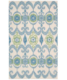 RugStudio presents Nourison Siam Sia07 Ivory Hand-Tufted, Good Quality Area Rug