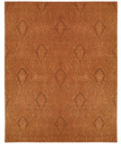 RugStudio presents Nourison Silk Infusion Sif03 Dark Rust Machine Woven, Good Quality Area Rug