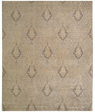 RugStudio presents Nourison Silk Infusion Sif03 Grey Machine Woven, Good Quality Area Rug