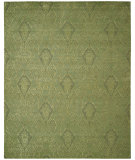 RugStudio presents Nourison Silk Infusion Sif03 Seafoam Machine Woven, Good Quality Area Rug