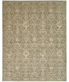 RugStudio presents Nourison Silk Elements Ske03 Moss Machine Woven, Good Quality Area Rug