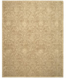 RugStudio presents Nourison Silk Elements Ske03 Sand Machine Woven, Good Quality Area Rug