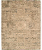 RugStudio presents Nourison Silk Elements Ske13 Beige Machine Woven, Good Quality Area Rug