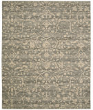 RugStudio presents Nourison Silk Elements Ske22 Taupe Machine Woven, Good Quality Area Rug