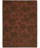 RugStudio presents Nourison Skyland SKY-07 Rust-Brown Hand-Tufted, Better Quality Area Rug