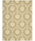 RugStudio presents Nourison Skyland SKY-08 Light Gold Hand-Tufted, Better Quality Area Rug