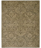 RugStudio presents Nourison Silken Allure Slk19 Chocolate Machine Woven, Good Quality Area Rug