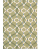 RugStudio presents Nourison Waverly Sun & Shade Snd05 Avocado Machine Woven, Good Quality Area Rug