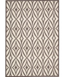 RugStudio presents Nourison Sun And Shade Snd19 Flint Machine Woven, Good Quality Area Rug