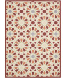RugStudio presents Nourison Sun And Shade Snd29 Flami Machine Woven, Good Quality Area Rug