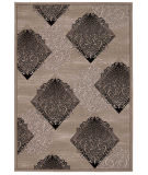 RugStudio presents Nourison Soho Soh08 Ash Machine Woven, Good Quality Area Rug