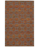 RugStudio presents Nourison Spectrum Spe03 Flame Grey Woven Area Rug