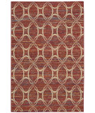 RugStudio presents Nourison Spectrum Spe03 Paprika Woven Area Rug