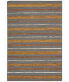 RugStudio presents Nourison Spectrum Spe05 Grey Flame Woven Area Rug