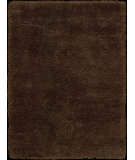 RugStudio presents Nourison Splendor SPL-1 Chocolate Area Rug