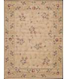 RugStudio presents Nourison Somerset ST-05 Gold Machine Woven, Good Quality Area Rug