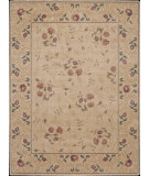 RugStudio presents Rugstudio Sample Sale 23445R Ivory Machine Woven, Good Quality Area Rug