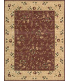 RugStudio presents Nourison Somerset ST-05 Rose Machine Woven, Good Quality Area Rug