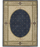 RugStudio presents Nourison Somerset ST-06 Navy Machine Woven, Good Quality Area Rug
