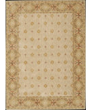 RugStudio presents Nourison Somerset ST-07 Beige Machine Woven, Good Quality Area Rug