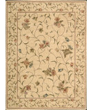 RugStudio presents Nourison Somerset ST-09 Ivory Machine Woven, Good Quality Area Rug