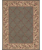 RugStudio presents Nourison Somerset ST-53 Green Machine Woven, Good Quality Area Rug