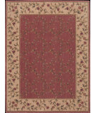 RugStudio presents Nourison Somerset ST-53 Light Rose Machine Woven, Good Quality Area Rug