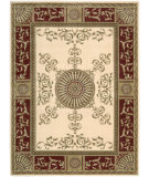 RugStudio presents Nourison Somerset ST-56 Ivory Machine Woven, Good Quality Area Rug