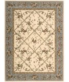 RugStudio presents Nourison Somerset ST-57 Ivory Machine Woven, Good Quality Area Rug