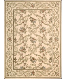 RugStudio presents Rugstudio Sample Sale 23479R Ivory Machine Woven, Good Quality Area Rug