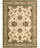 RugStudio presents Nourison Somerset ST-60 Ivory Machine Woven, Good Quality Area Rug