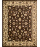 RugStudio presents Nourison Somerset ST-62 Brown Machine Woven, Good Quality Area Rug