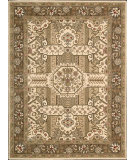 RugStudio presents Nourison Somerset ST-66 Ivory Machine Woven, Good Quality Area Rug