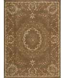 RugStudio presents Nourison Somerset ST-68 Brown Machine Woven, Good Quality Area Rug