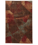 RugStudio presents Nourison Somerset St77 Multicolor Machine Woven, Good Quality Area Rug