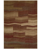 RugStudio presents Nourison Somerset ST-87 Flame Machine Woven, Good Quality Area Rug