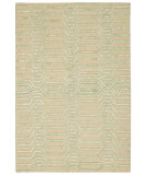 RugStudio presents Nourison Strata Stt07 Iv - Green Hand-Tufted, Good Quality Area Rug