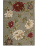RugStudio presents Nourison Sunburst Sun01 Briar Hand-Tufted, Better Quality Area Rug