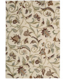 RugStudio presents Nourison Sunburst Sun02 Buttercream Hand-Tufted, Better Quality Area Rug